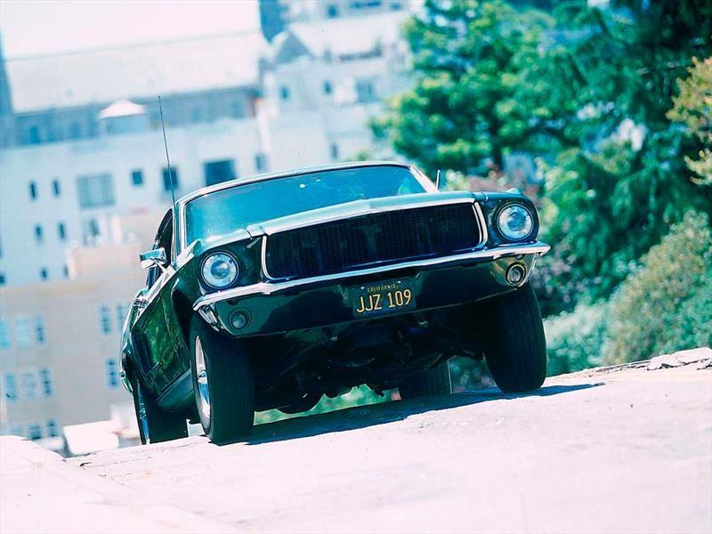 Mustang de Bullitt es encontrado en México