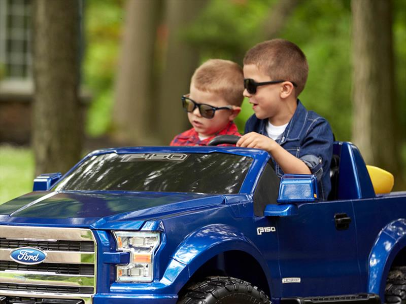Ford F-150 2015 de Power Wheels