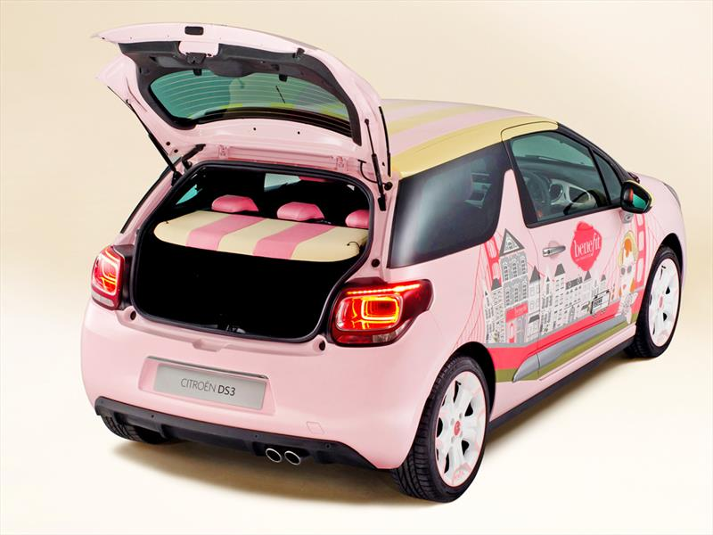 Citroën DS3 Cabrio by Benefit