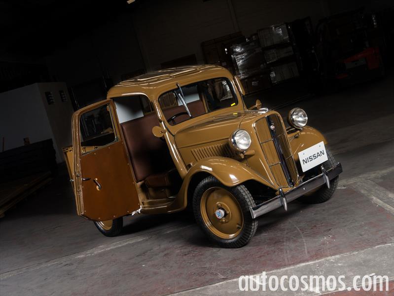 Datsun pick up 1937