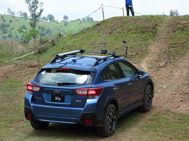 Subaru XV 2018 llega a México