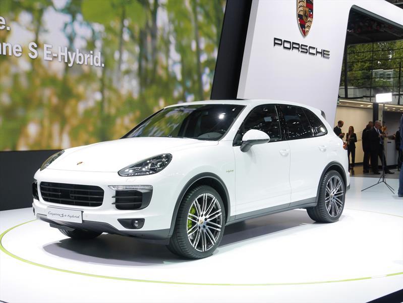 Porsche Cayenne S E-Hybrid 2015