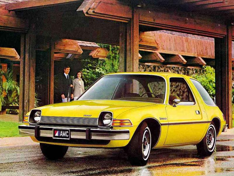 Top 10: AMC Pacer