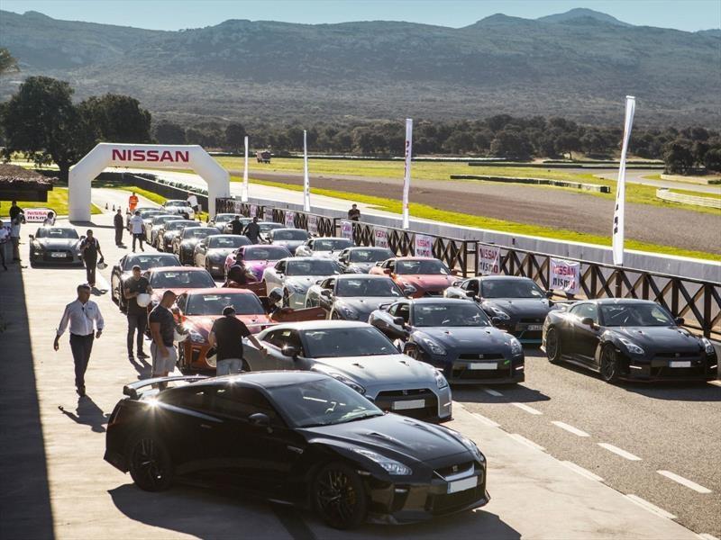 Nissan GT-R en Ascari