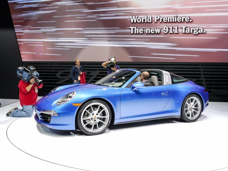 Top 10: Porsche 911 Targa