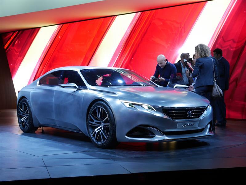 Peugeot Exalt Concept Coupé