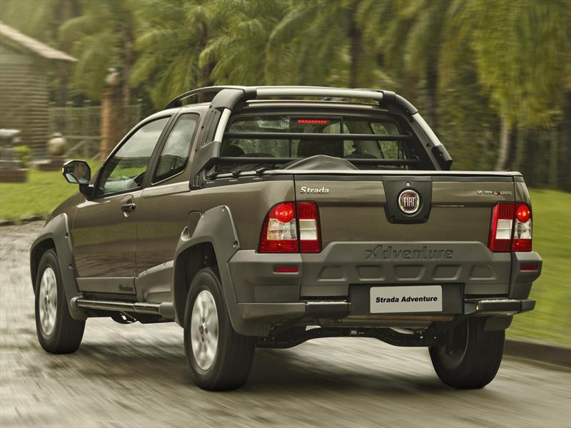 FIAT Strada Adventure 2013 llega a México