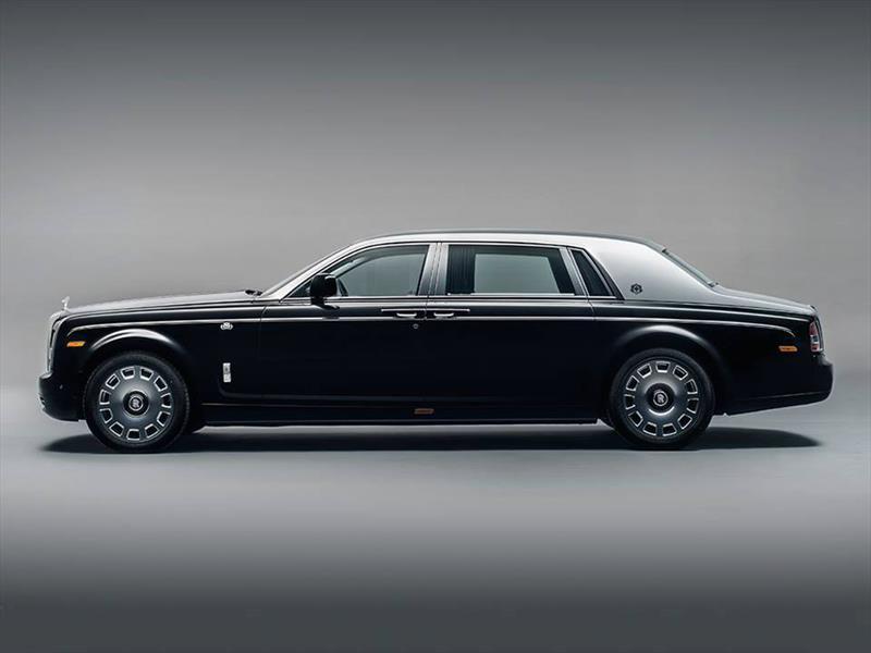 Rolls-Royce Phantom Zahra Emana