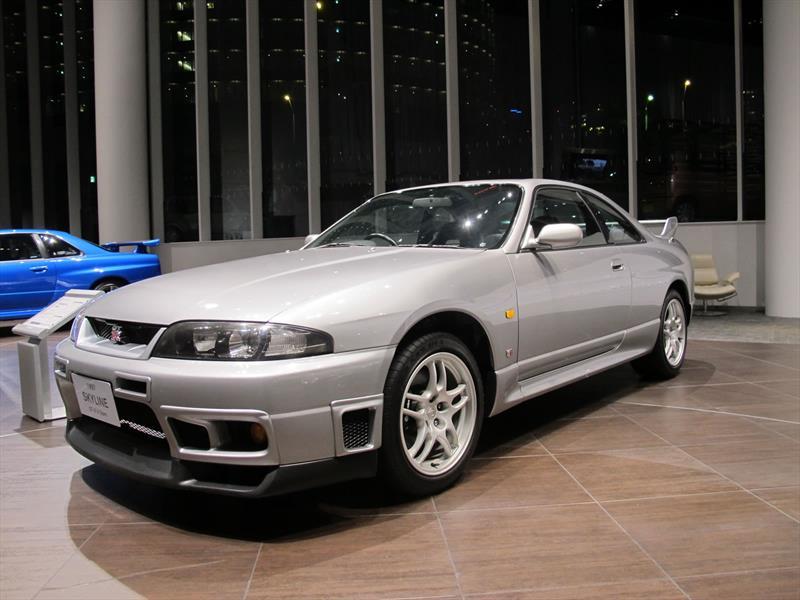 4° Nissan Skyline GT-R (R33) 1995-1998