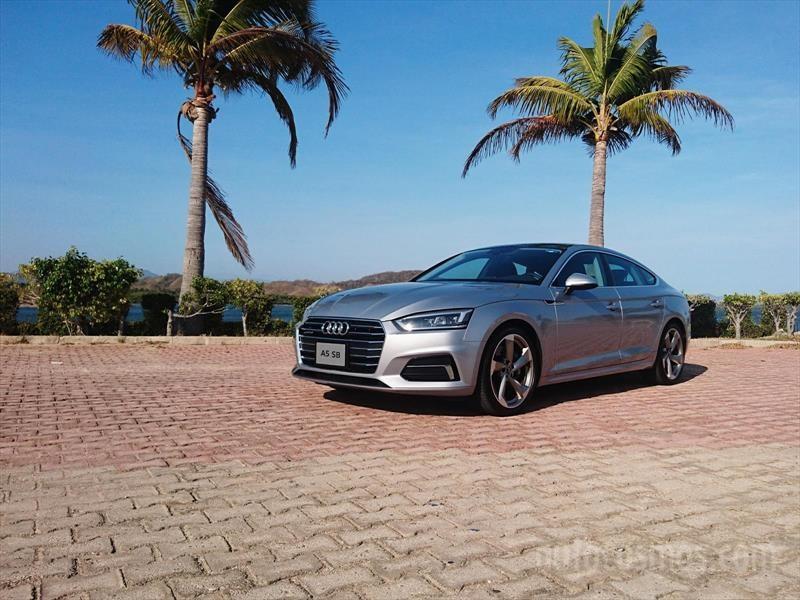 Audi A5 Coupé, A5 Sportback y S5 2018