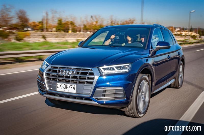 Audi Q5 2017 - Lanzamiento