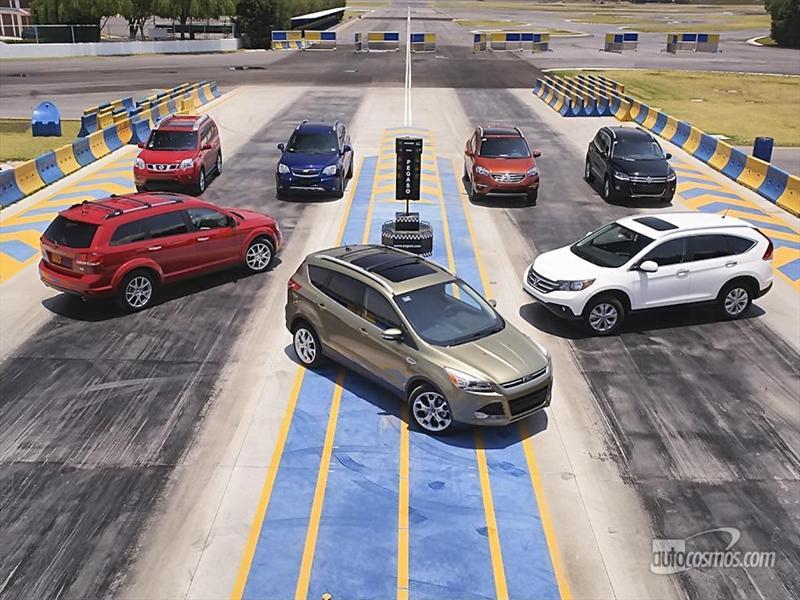 Ford Escape 2013 a prueba