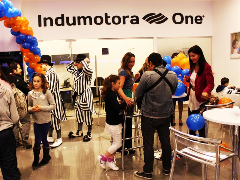 Indumotora One Costanera Center