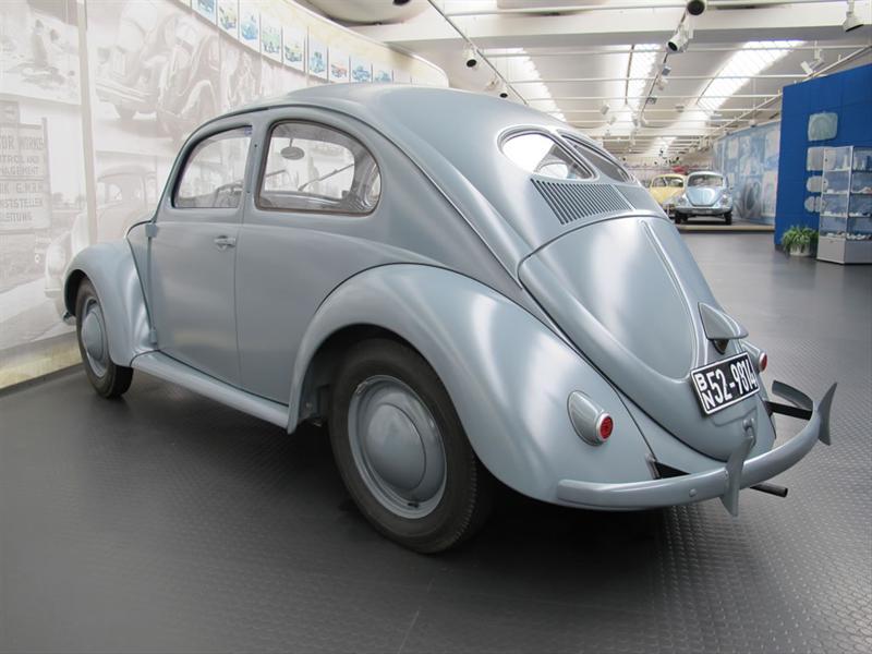 22. Volkswagen Beetle