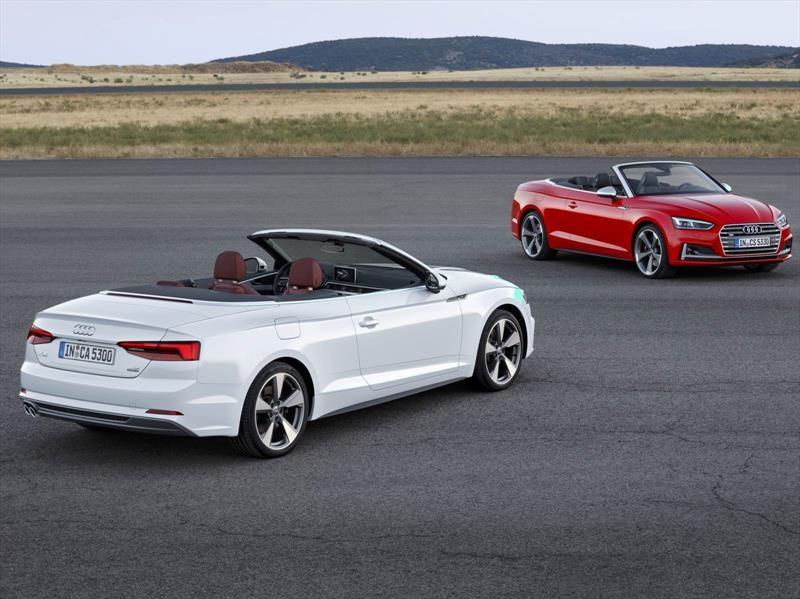 Audi A5 y S5 Cabrio 2017