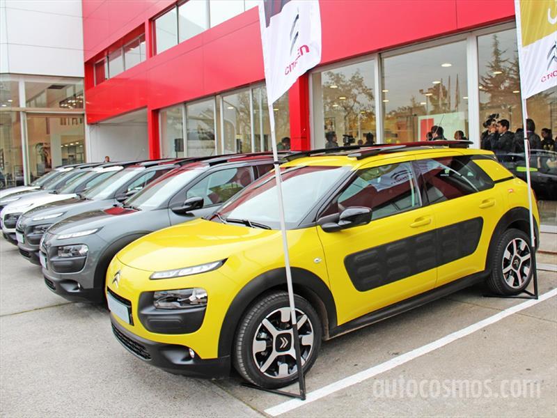 Nuevo Citroën C4 Cactus Estreno en Chile