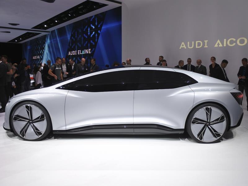 Audi Aicon Frankfurt