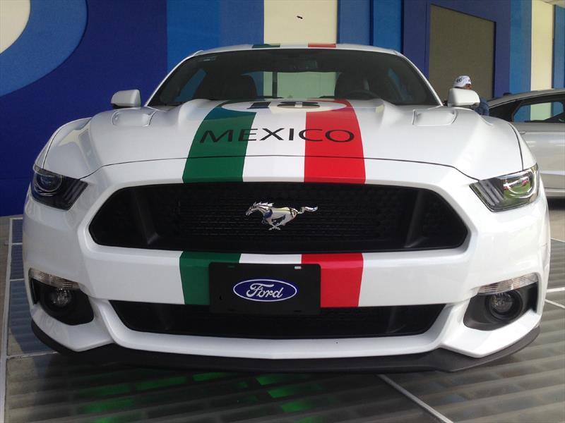 Ford Mustang Edición Freddy Van Beuren 2015