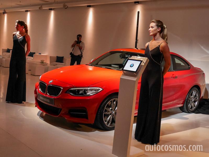 BMW Serie 2 Coupé - Presentación en Argentina