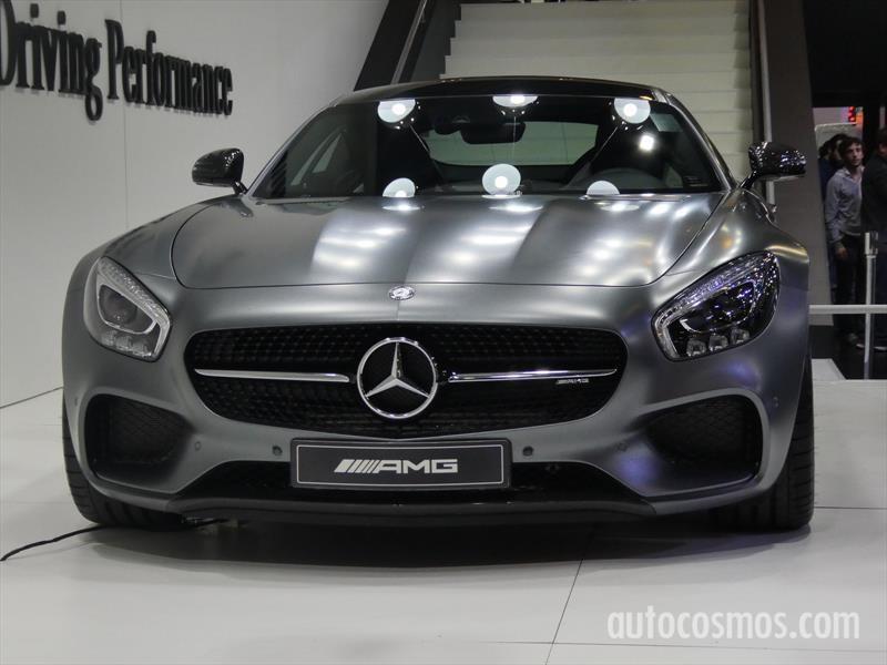 Mercedes-Benz en el Salón de Buenos Aires 2017