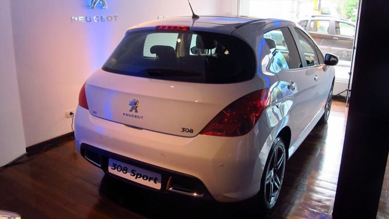 Peugeot 308 Sport, lanzamiento en Argentina