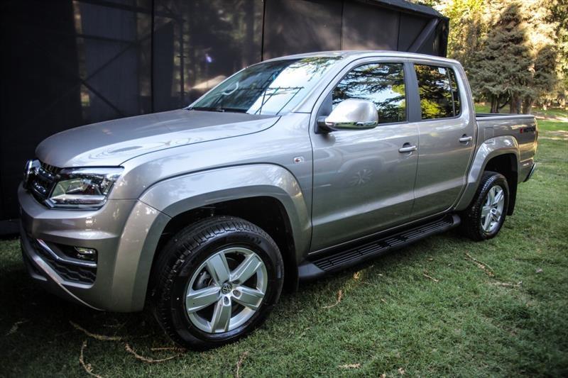 Volkswagen Amarok 2017 - Lanzamiento en Chile