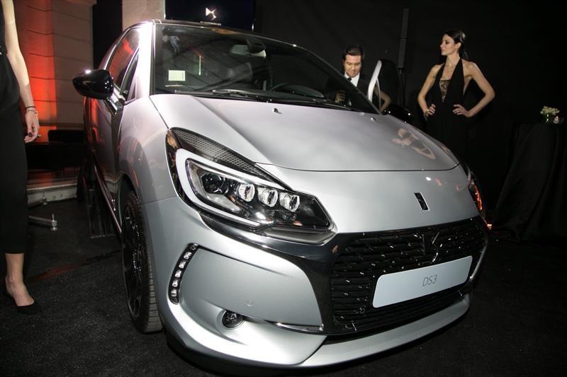 Lanzamiento DS Automobiles