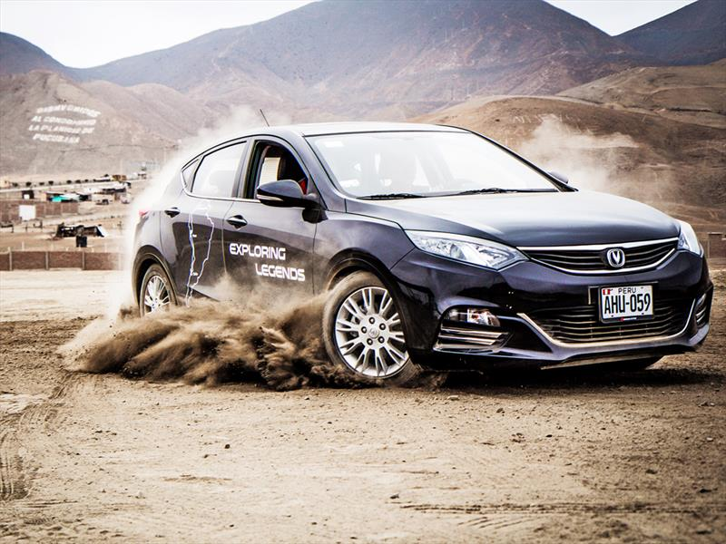 Changan Exploring Legends en Perú