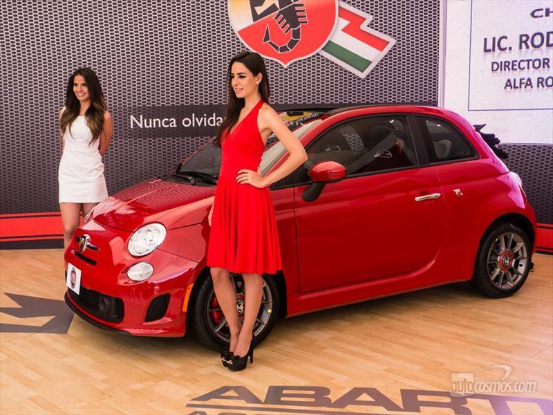 FIAT 500 C Abarth 2014