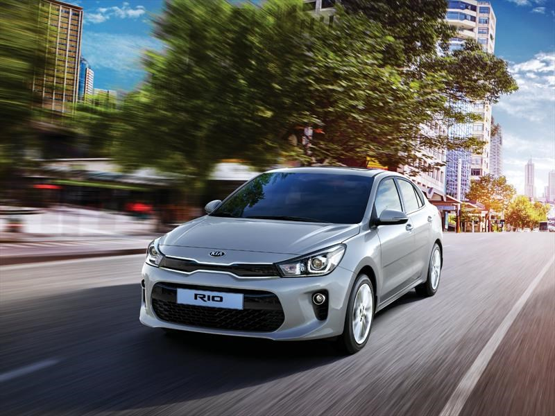 All New KIA Rio 2018
