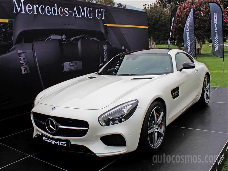 Mercedes-AMG GT Lanzamiento en Chile