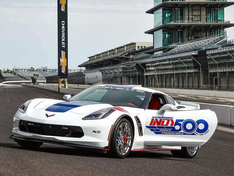 Chevrolet Corvette Grand Sport Indy 500 Pace Car