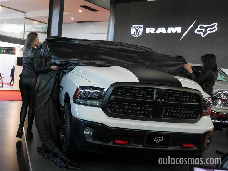 RAM en el Salón de Buenos Aires 2015