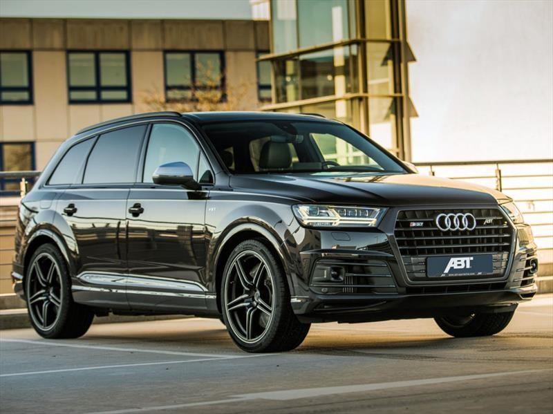 Audi SQ7 por ABT Sportsline