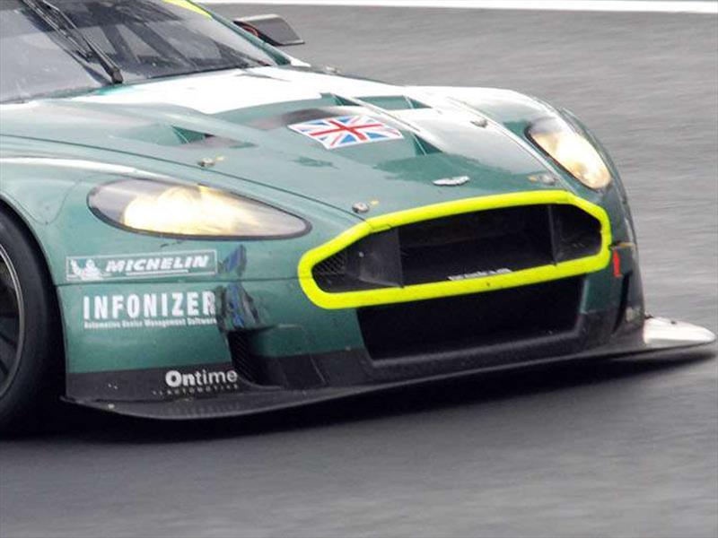 5 claves aerodinámicas en el automovilismo