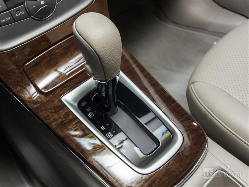 Nissan Sentra Exlusive Navi 2013