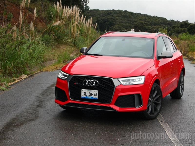 Audi RS Q3 Performance 2017