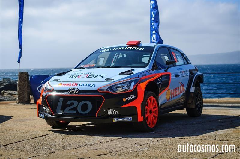 Hyundai i20 Active 2017 - Lanzamiento en Chile