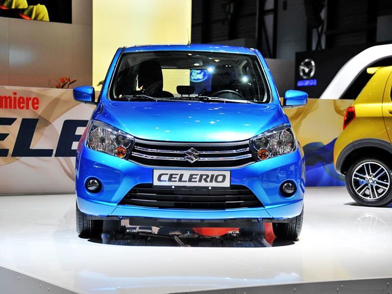 Nuevo Suzuki Celerio 2015