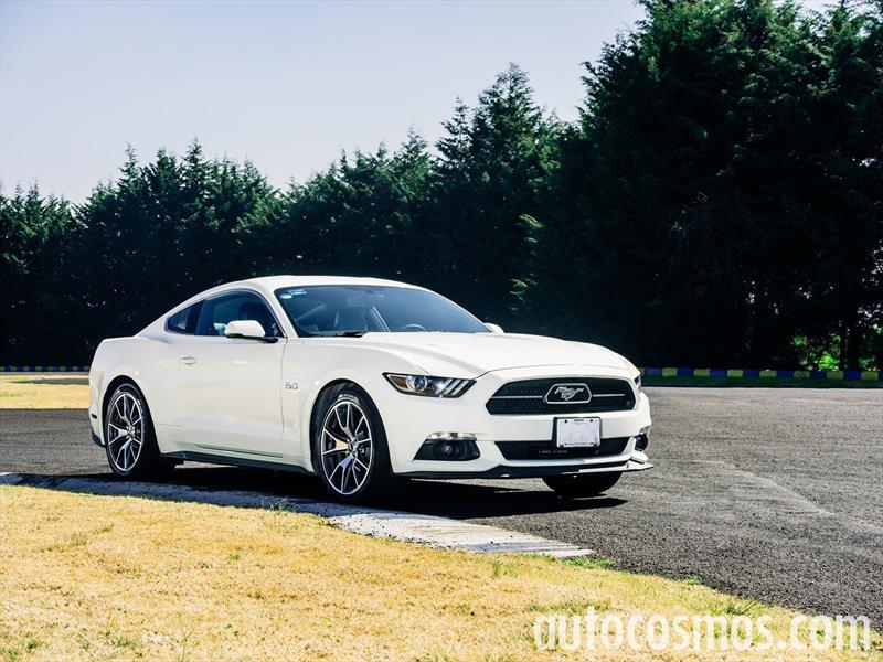Nuevo Ford Mustang 50 aniversario