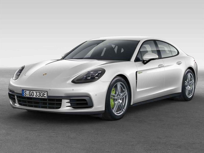 Porsche Panamera 4 E-Hybrid, segunda generación