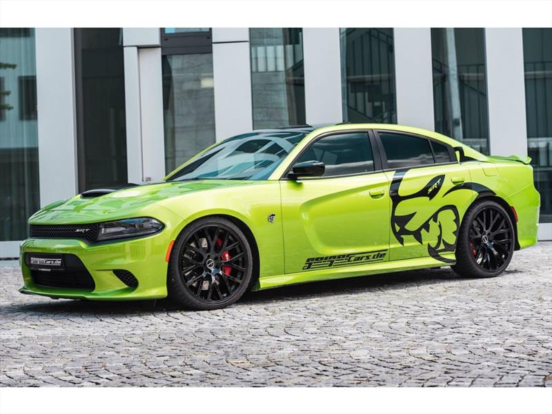 Dodge Charger SRT Hellcat por GiegerCars