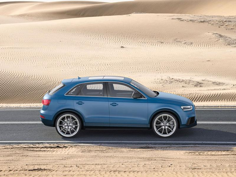 Audi Q3 RS Concept