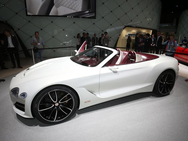 Bentley EXP12 Speed 6e Concept