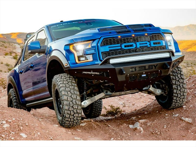 Nueva Ford Shelby Raptor