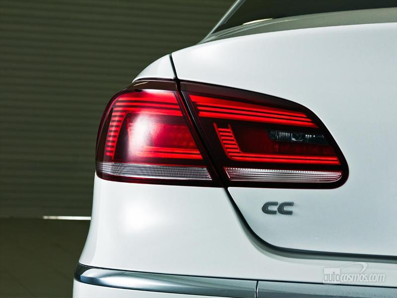 Volkswagen CC 2013 en México