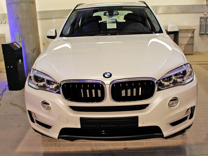 BMW X5 2014 Lanzamiento en Chile