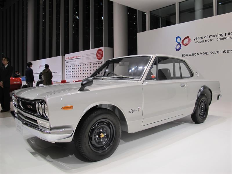 1° Nissan Skyline GT-R (PGC-10) 1969-1972