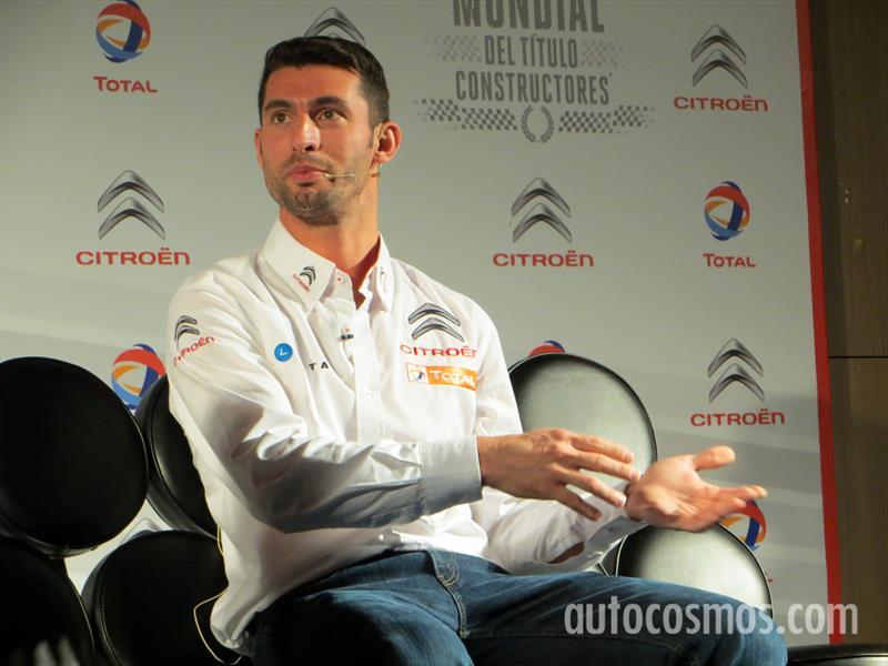 Pechito López en Argentina