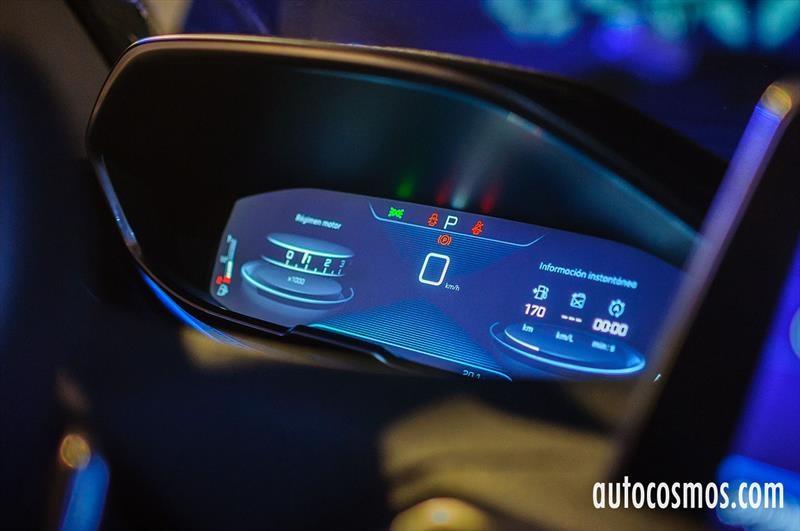 Peugeot 3008 2017 - Avant Premiere en Chile
